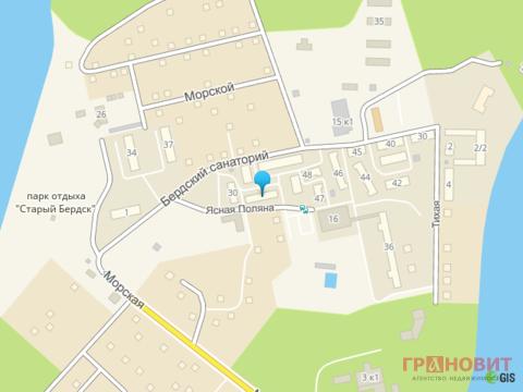 Продажа квартиры, Бердск, Бердский санаторий тер.