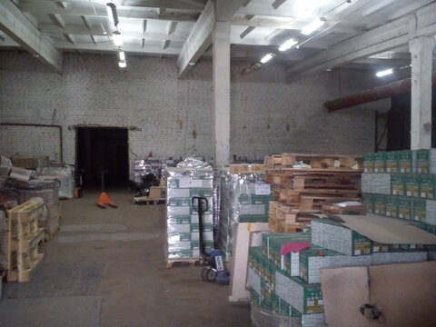 Сдам отапливаемый склад 951,3 кв. м. Собственник - Фото 3