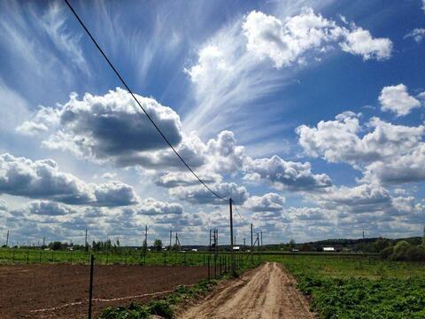 Участок 15 сот ИЖС в д. Нововолково, Озернинское водохранилище - Фото 3