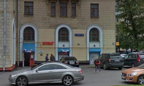 Аренда торгового помещения, м. Полежаевская, Ул. Куусинена - Фото 1