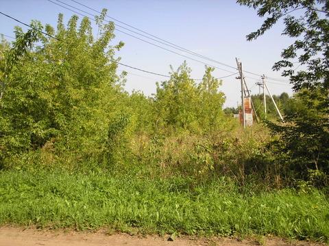 Участок 10 соток Бронницы - Фото 2