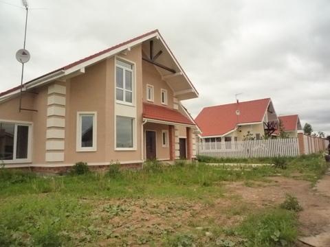 Дом в Сергейково, без отделки, общая площадь 280 кв. м, - Фото 3