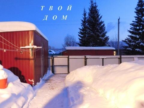 Продам дом 71 кв.м, пригород Новосибирска, п. Витаминка - Фото 1