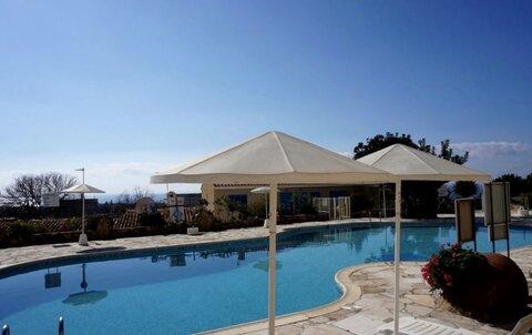 Трехкомнатный Апартамент с прекрасным видом на море в районе Пафоса - Фото 4