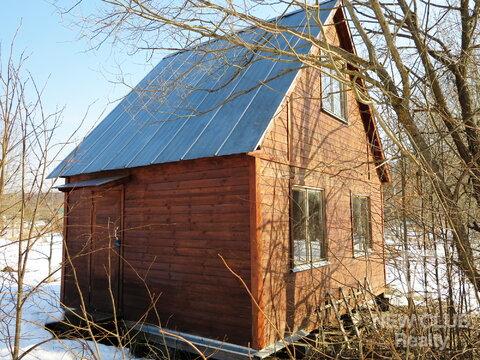 Дачный домик на Москве реке. 12 соток в деревне Васильевское. - Фото 2