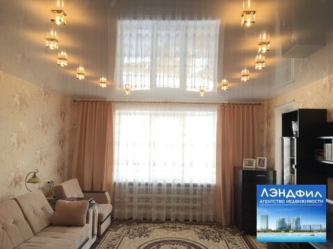 3 комнатная квартира, Тархова, 1 - Фото 1