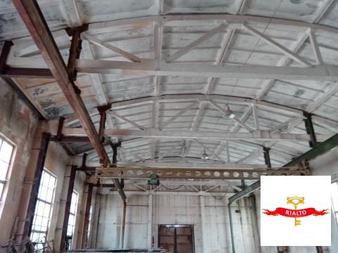 Сдаётся производственное помещение в Балаклаве 737 кв.м, 10 м.потолок - Фото 1