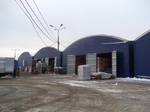 Складской комплекс общей площадью 5000 кв.м. - Фото 1