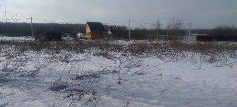 Продажа участка, Вельяминово, Домодедово г. о. - Фото 1