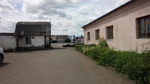 Производственно-складское помещение 480 кв. ул. Центральная, 10 - Фото 1