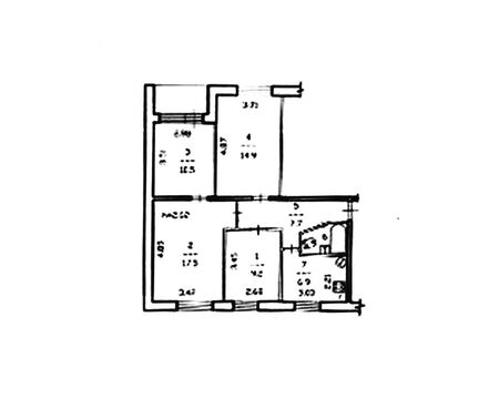 Продажа квартиры, Череповец, Ул. Гоголя - Фото 4