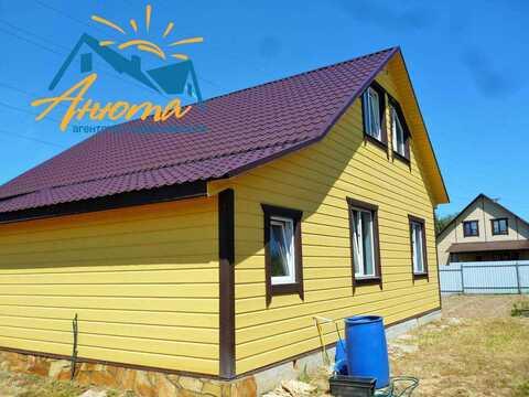 Уютный теплый дом в деревне Верховье Жуковского района для круглогод - Фото 1