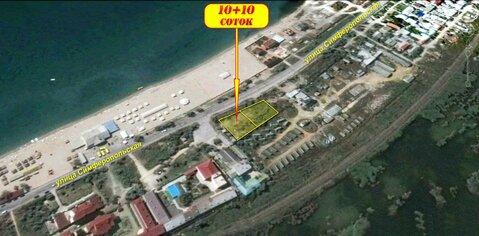 Эксклюзивный участок в Евпатории в 30 м от пляжа - Фото 4