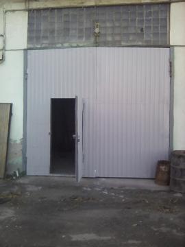 Сдаётся бокс под склад, автосервис в Ленинском районе - Фото 4