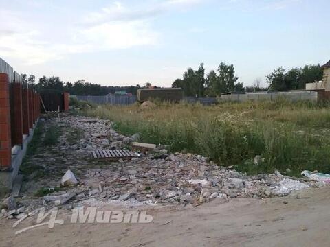 Продажа участка, Старая Купавна, Ногинский район, Комсомольская улица - Фото 1