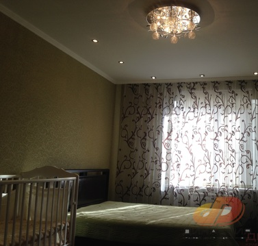 Двухкомнатная квартира с ремонтом, индивидуальное отопление, с/з район - Фото 5
