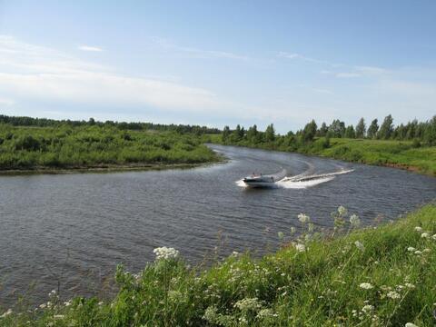 Земельный участок на берегу реки Которосль в пригороде Ярославля - Фото 2