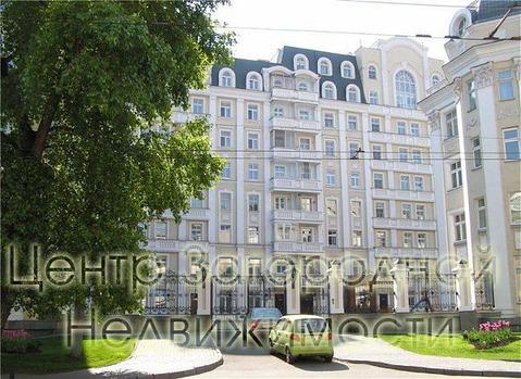 Пятикомнатная Квартира Москва, Остоженка, д.25, стр.1, ЦАО - . - Фото 4
