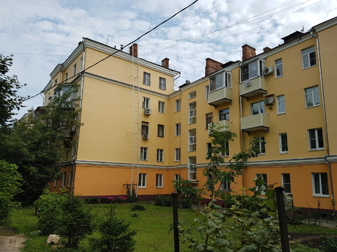 Продаются две комнаты в 4-х комн квартире г .Подольск, Дзержинского 3 - Фото 1