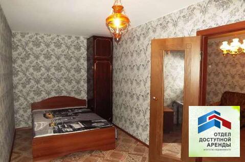 Квартира ул. Дмитрия Донского 43, Аренда квартир в Новосибирске, ID объекта - 317174859 - Фото 1