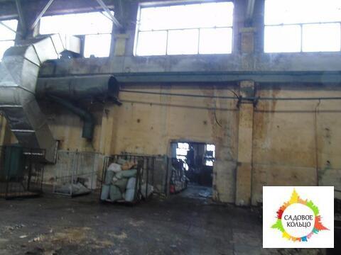 Отапливаемый склад-бывший цех металлообработки, с высокими потолками и - Фото 5