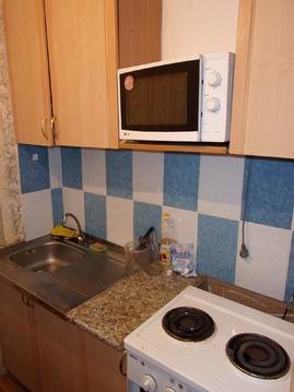 Мини-квартира 20 м 2 с мебелью и техникой в Солнечном на проспекте - Фото 5