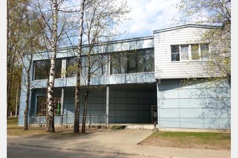 Спортивный комплекс с бассейном и гостиницей в Межапарке - Фото 2