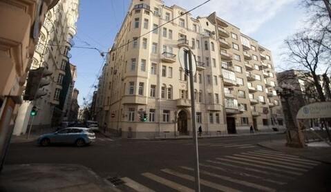 4 комнатная квартира 112 кв.м. в г.Москва, Ермолаевский переулок д14 - Фото 3