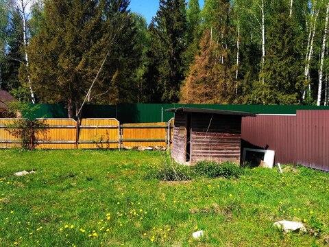 Продам участок с прудом в д. Акулово , Кубинка-10 - Фото 5