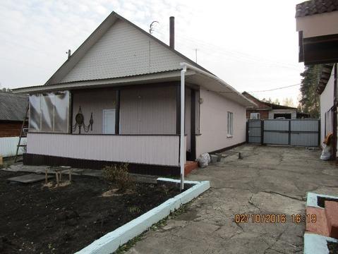 Продам дом,98кв. Большая мурта - Фото 1