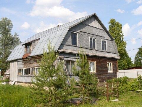Продаётся дом в д. Ермолино Новгородского р-на - Фото 1