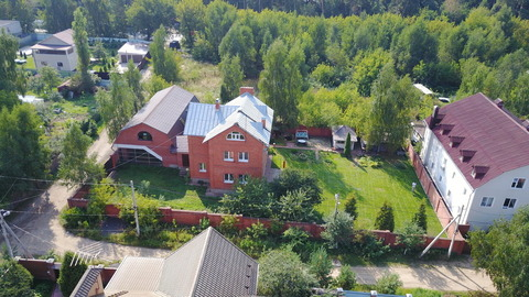 Дом, Новорязанское ш, Быковское ш, 12 км от МКАД, Малаховка. . - Фото 5
