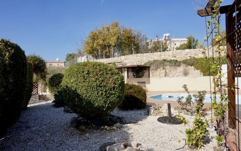 Прекрасная 3-спальная Вилла в живописном районе Пафоса - Фото 5