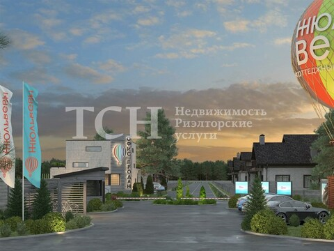 Участок, Ивантеевка - Фото 1