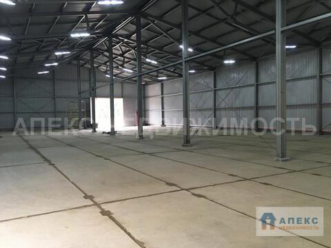 Аренда склада пл. 1200 м2 Видное Каширское шоссе в складском комплексе - Фото 1