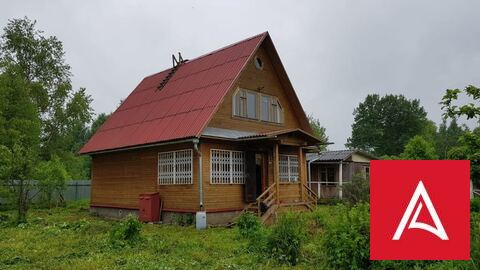 Дом в д. Чекмарево, Кашинский р-н, Тверская область - Фото 2