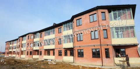 Квартира «Студия» в г.Серпухов, от Застройщика. - Фото 1