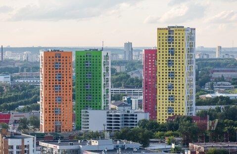 Квартиры, ЖК Малевич, г. Екатеринбург - Фото 3