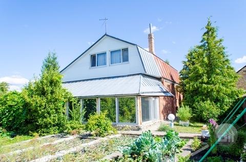 Продается загородный дом с земельным участком, д. Ключи, ул. Луговая - Фото 1