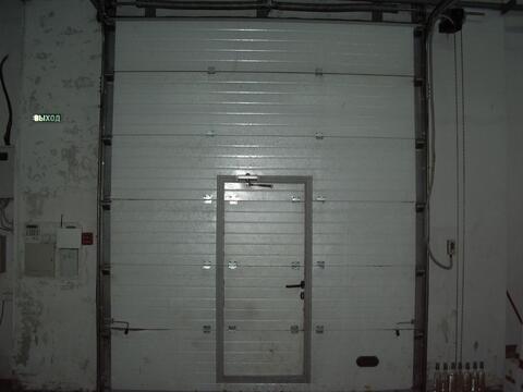 Сдаётся производственно-складское помещение