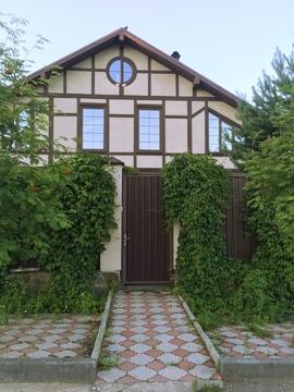 Аренда — дом 325 м2, Сколковское шоссе, деревня Немчиново - Фото 1