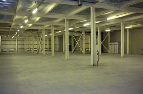 Аренда склада 3272 м2 Егорьевское шоссе, г.Люберцы, 8 км от МКАД - Фото 1