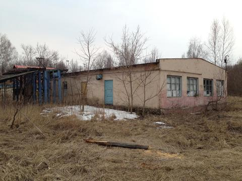 Нежилое здание 190 м2 на земельном участке 12 соток в Хомяково - Фото 1