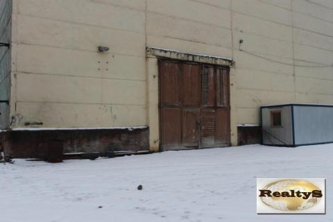 Производственное помещение 1380м2 кран-балка 10тонн - Фото 2