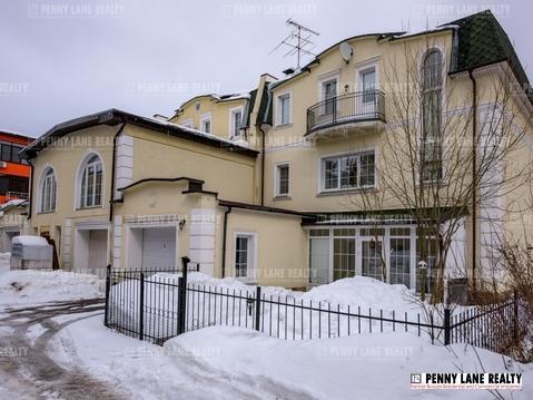 Продажа таунхауса, Ивановское, Истринский район - Фото 1