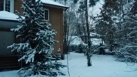 Коттедж на лесном участке на охраняемой территории в Сколково. - Фото 5