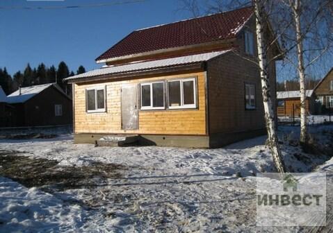 Продаётся 2-этажная дача 130 кв. м. на участке 6 соток, Наро-Фоминский - Фото 1