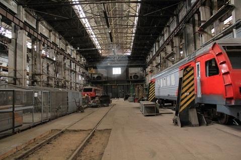 Продам производственный корпус 29 000 кв.м. - Фото 1