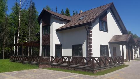 Зимний дом в современном коттеджном поселке Киссолово (242м2) - Фото 3