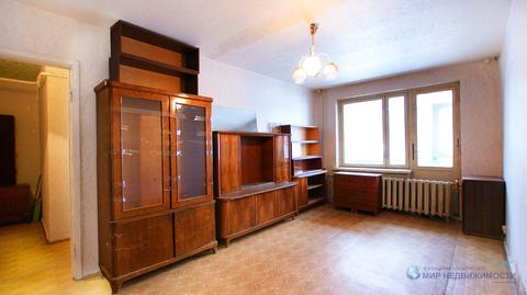 Однокомнатная квартира в городе Волоколамске на Пороховском переулке - Фото 1